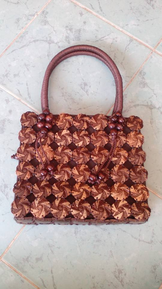 Coconut Shell bag-70
