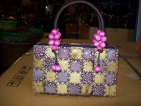 Coconut Shell bag-96