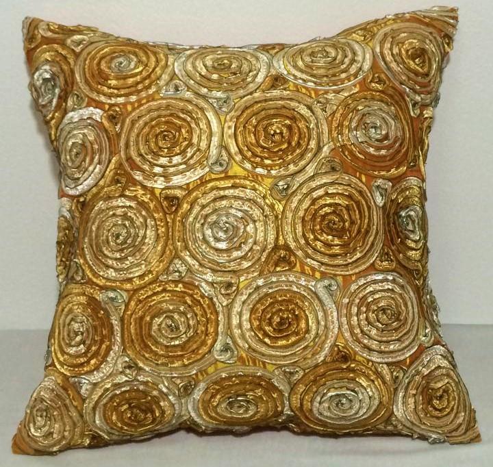 Cushion pillow Case -Curl4