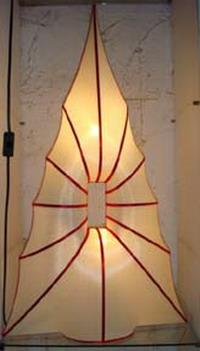 Silk Lamp christmas lamp