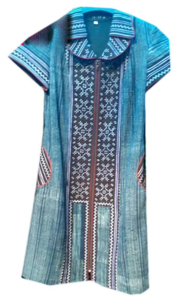 Tribal Patter Dress-16