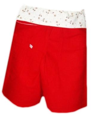 Short Cotton Trouser-R2