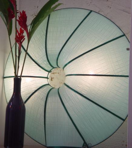 Silk Lamp donut medium