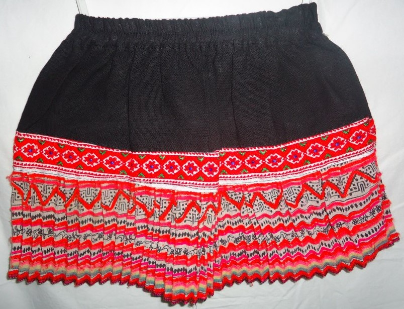 Children Tribal Pattern skirt