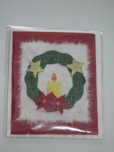 Mulberry Paper Christmas Card-47