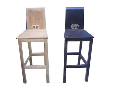 Teak stool-sn003