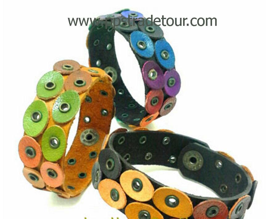 Leather Bracelet-N9