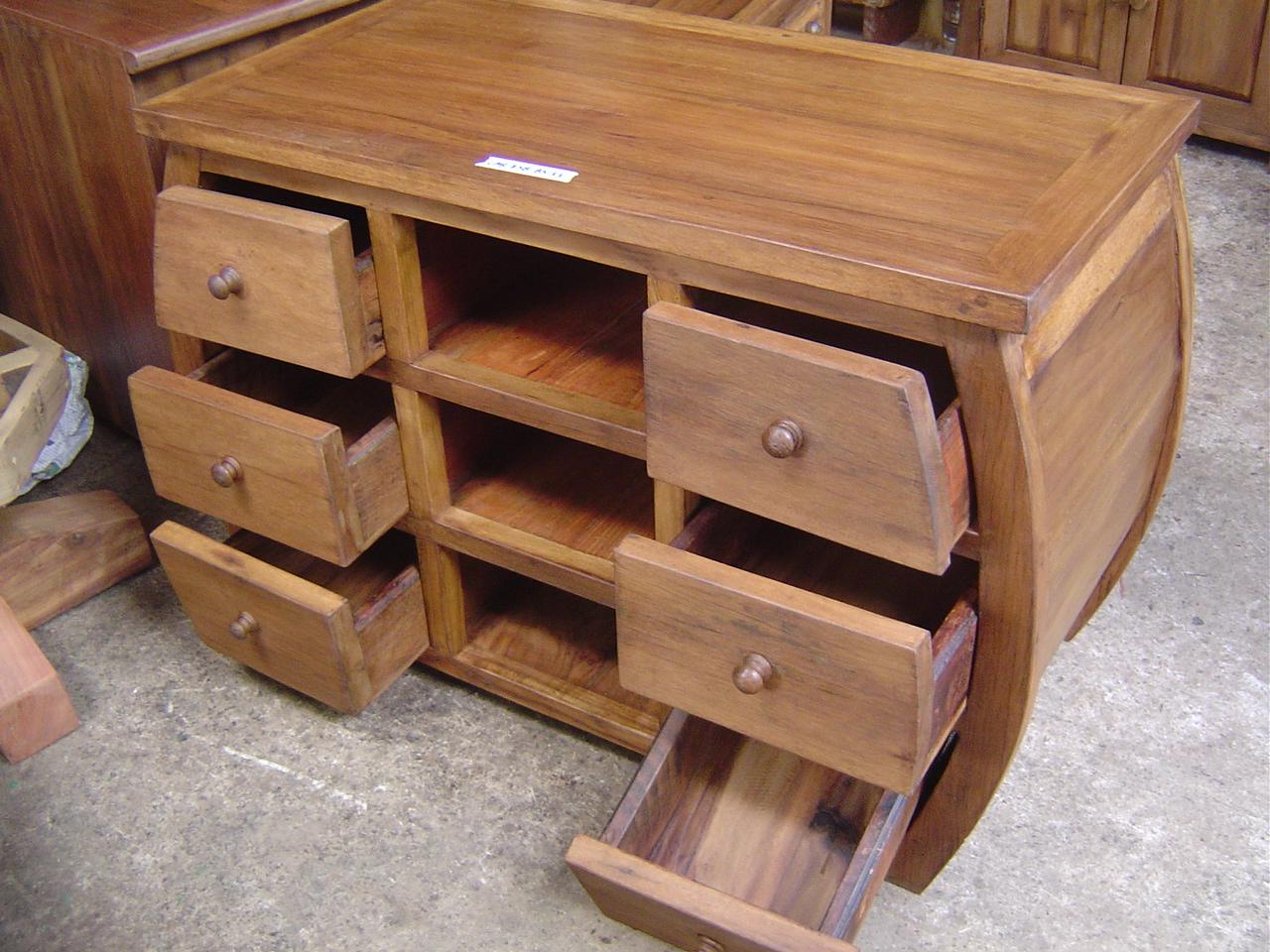 PS-Wood Shelf -sn366