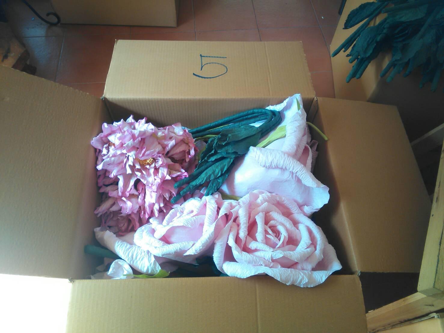 Shipment to Australia