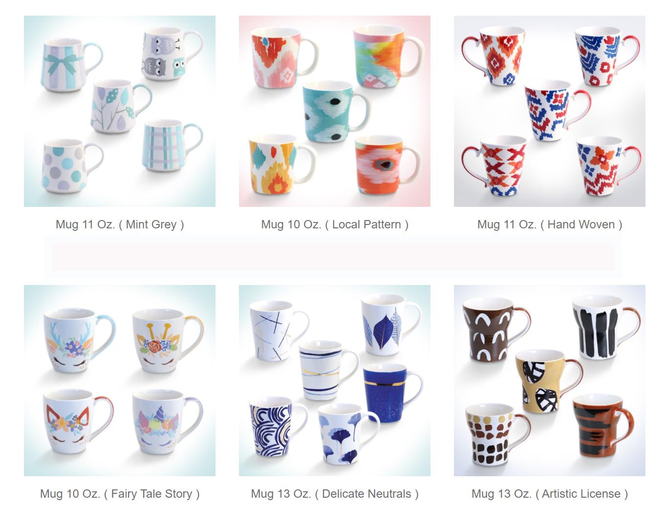 Ceramic mug-15