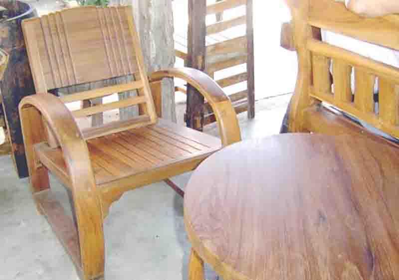 Teak chair-sn061-2