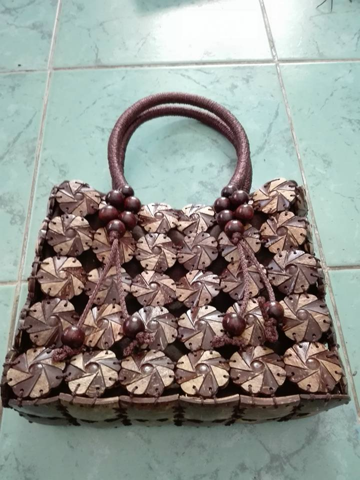 Coconut Shell bag-50