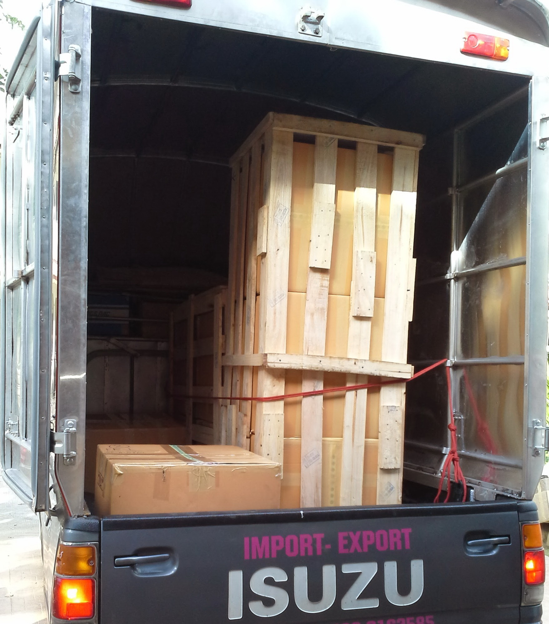 Franch shipment