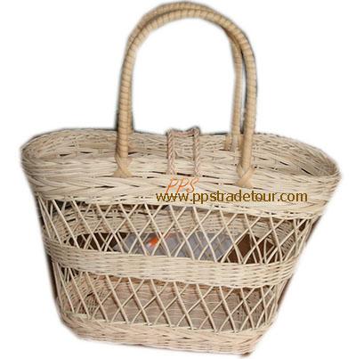 Rattan Basket C1922-1