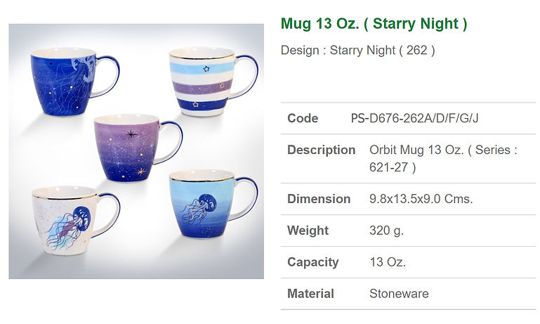 Ceramic Mug 13 Oz.- Starry Night.jpg