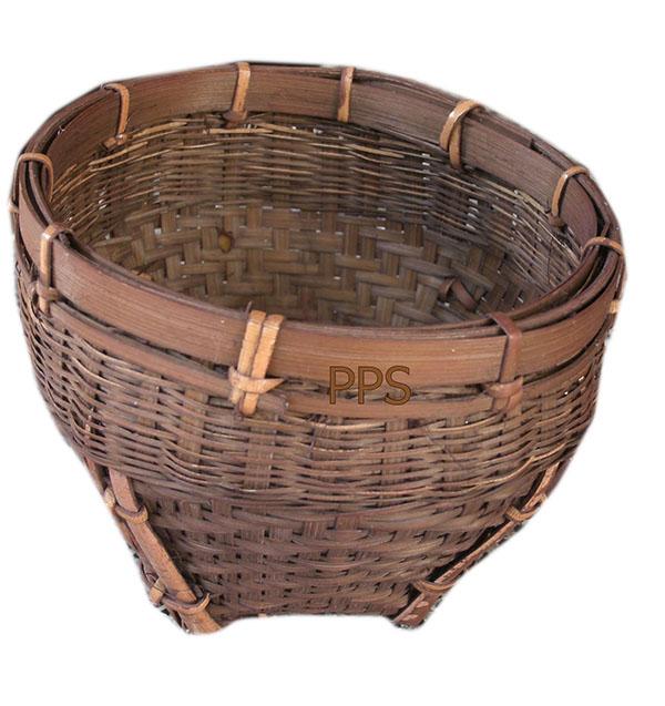 Bamboo basket PS-BB-48