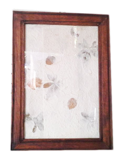 Wood picture frame-11