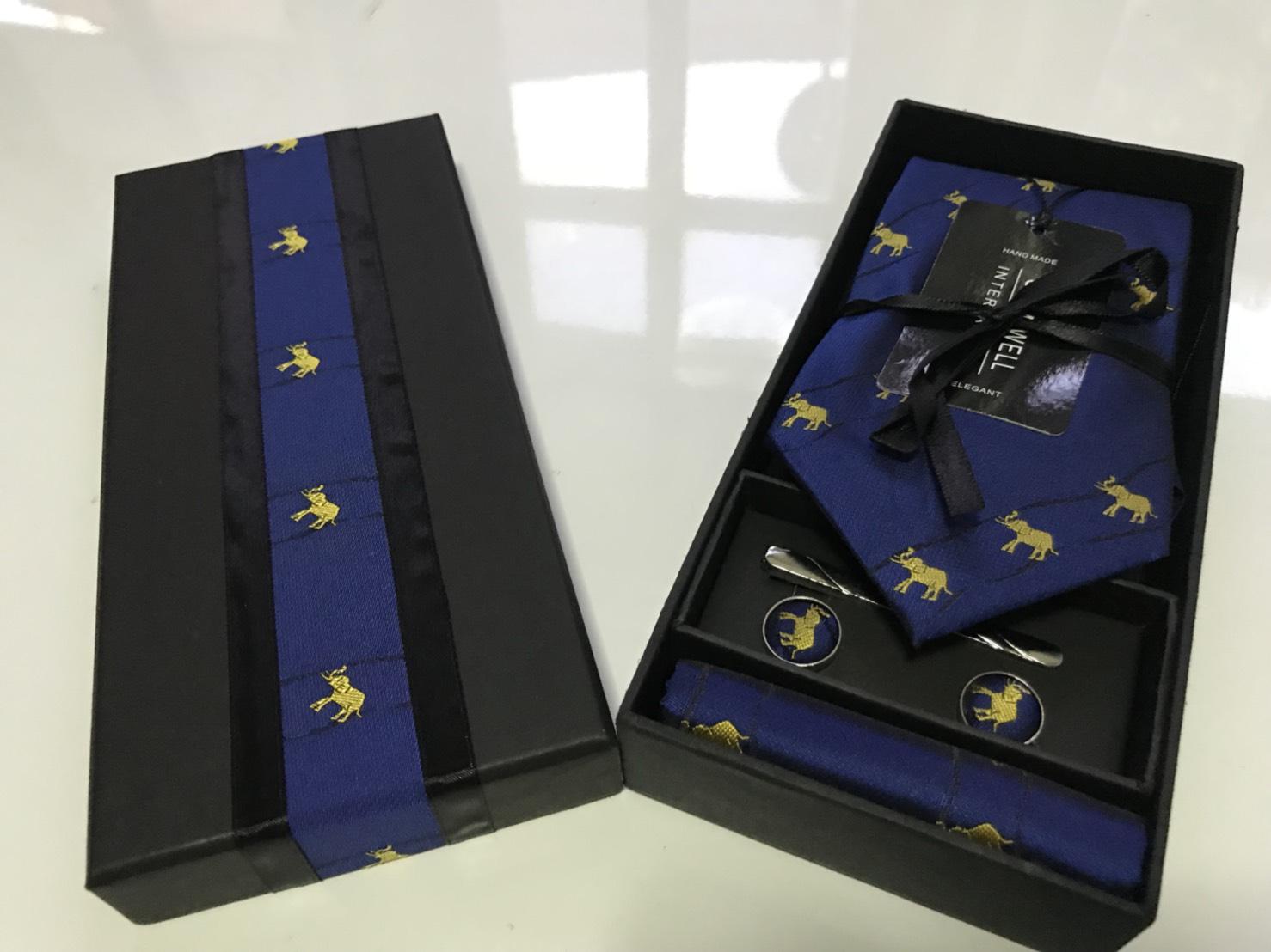 Necktie NT-Elephant2