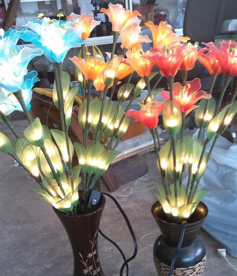 Lighting flower bunch