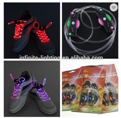 flash shoelace