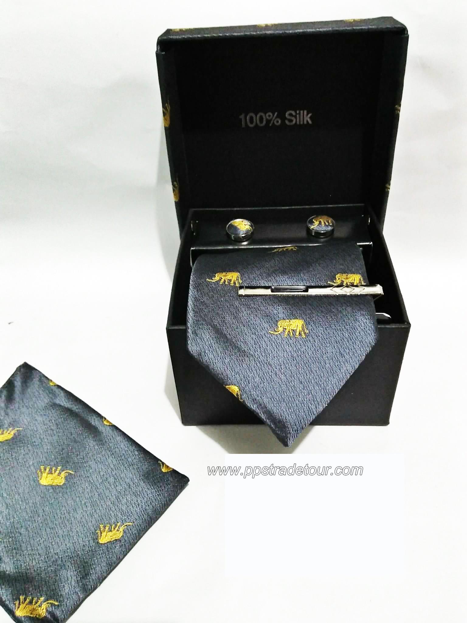 Necktie NT-Elephant3