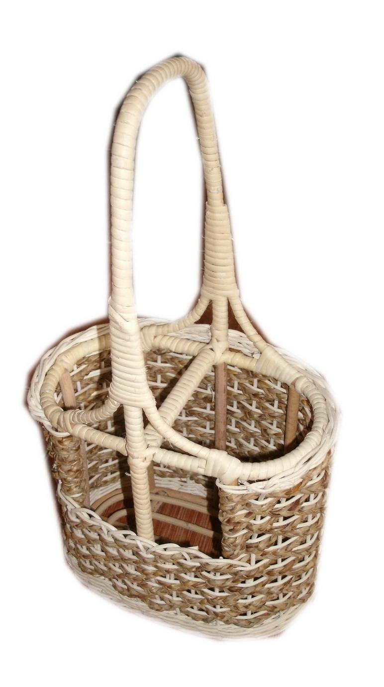 Rattan Basket 1936