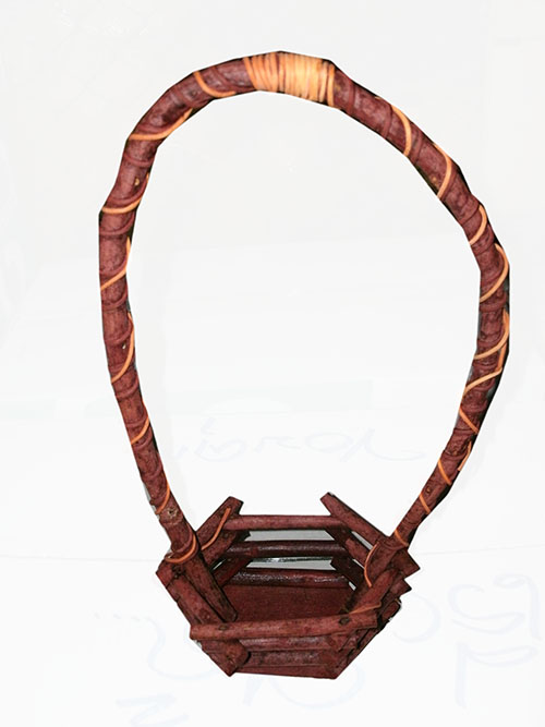 Rattan Basket 0622-1