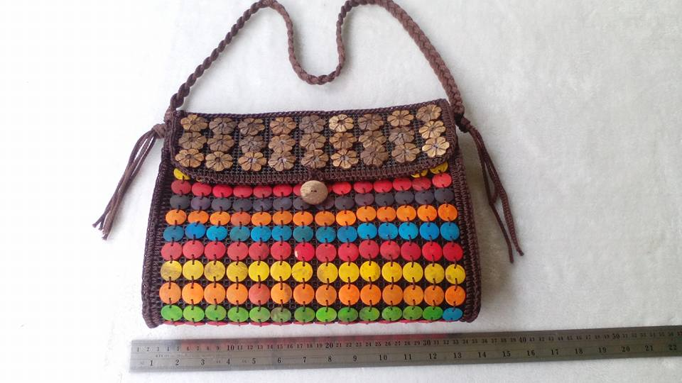 Coconut Shell bag-99