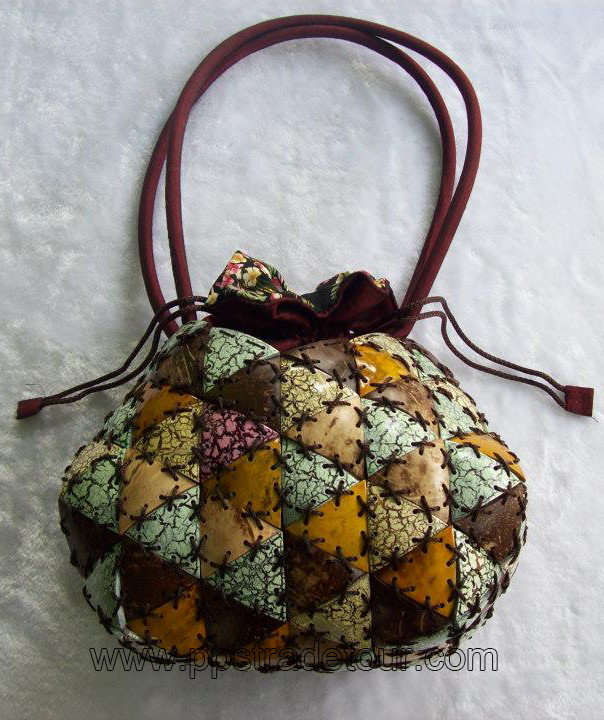 Coconut Shell bag-127