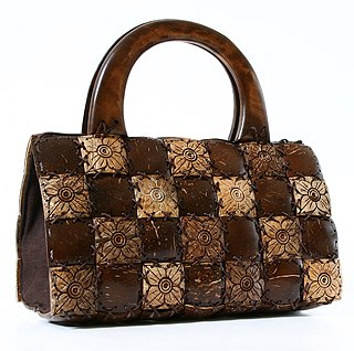 Coconut Shell bag-124
