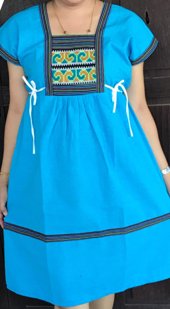 Cotton Dress-BNB-CMCD020