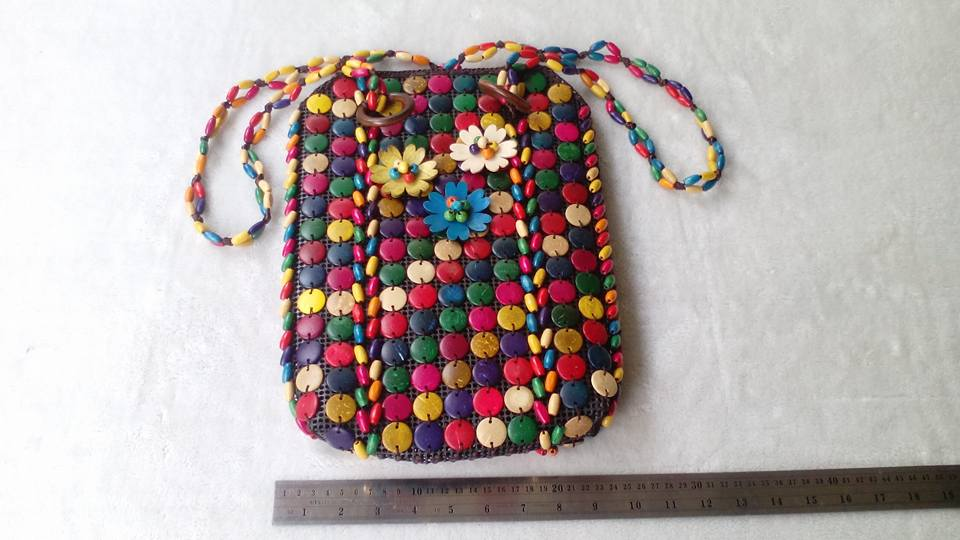 Coconut Shell bag-107