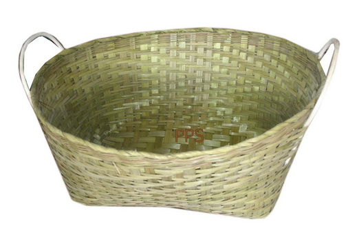 Bamboo Basket 4576-1