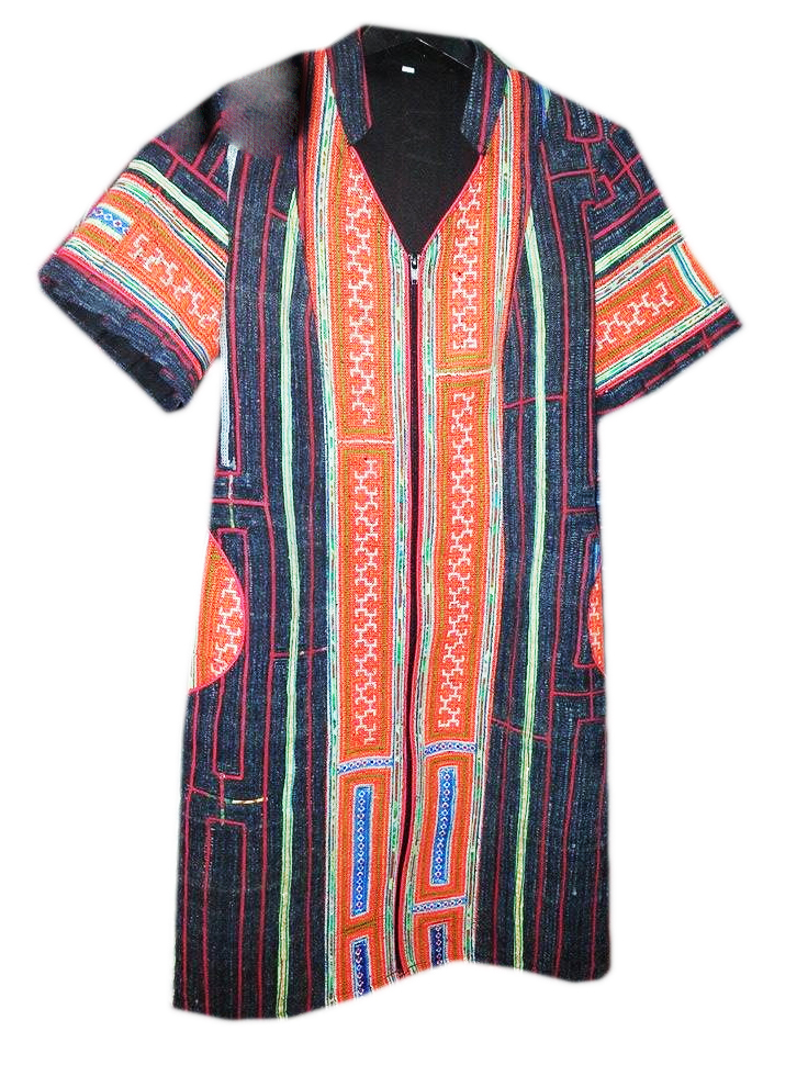 Tribal Patter Dress-12