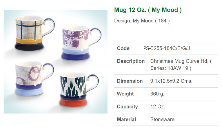 Ceramic Mug 12 Oz.-My Mood.jpg