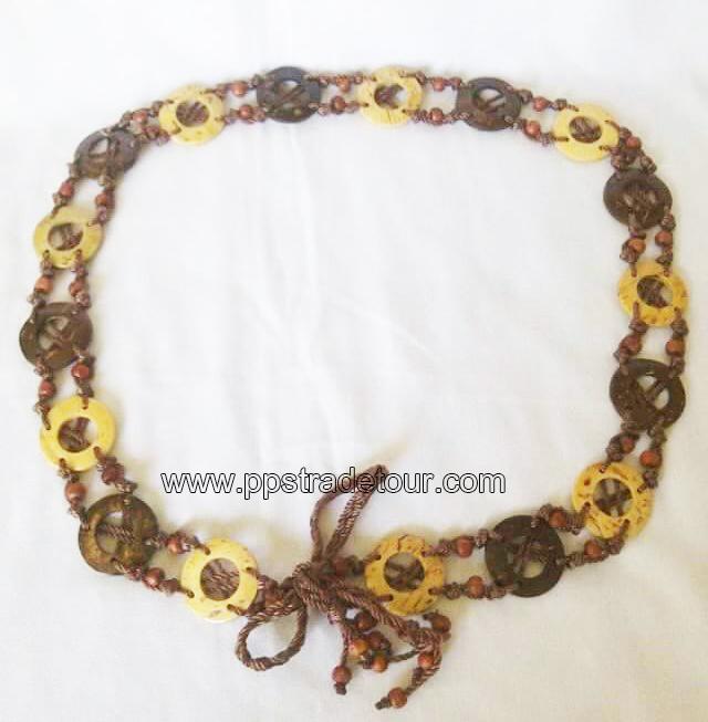 Coconut bead bracelet5821