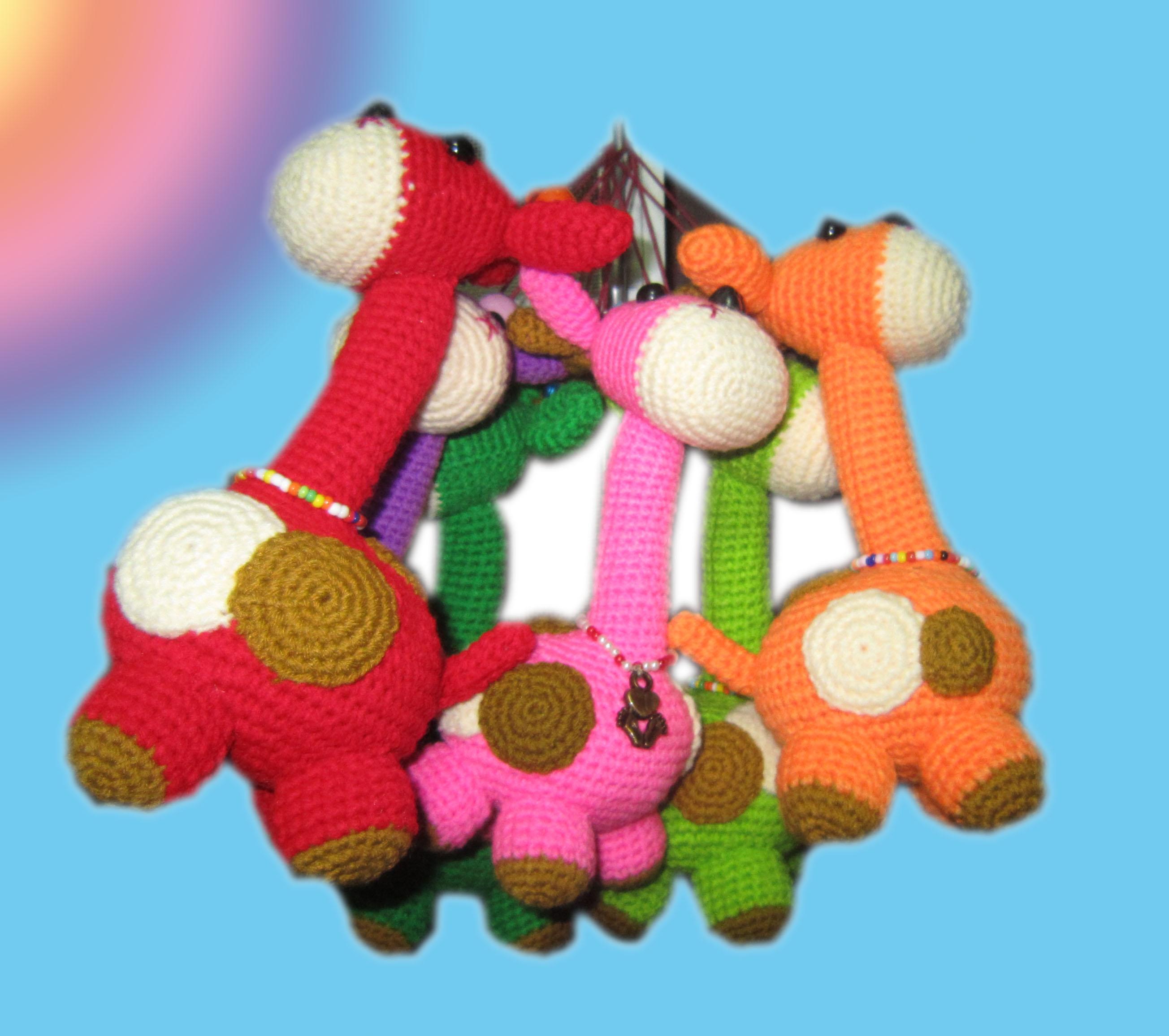 Crochet Doll Keyring-IMG_3916
