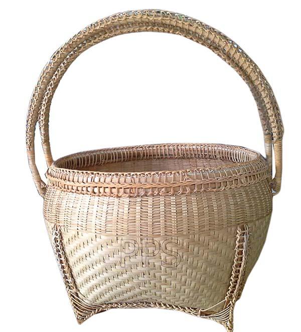 Bamboo basket PS-BB-76