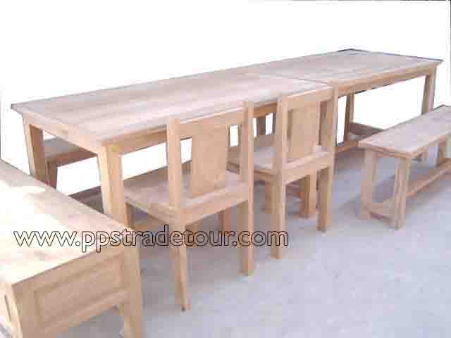 School Table-set 160