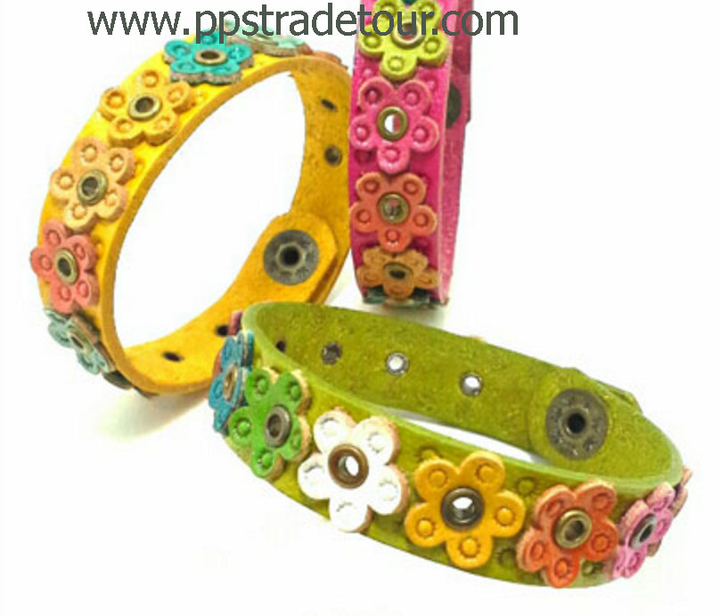 Leather Bracelet-N4