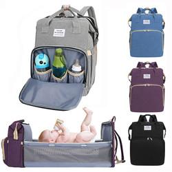 NEW Mother backpack Mummy Maternity Nappy Bag Large Capacity Nappy Bag Travel Backpack Nursing Bag f