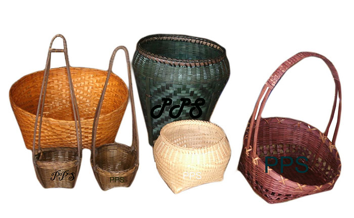 all kind of bamboo basket PS-BB-11