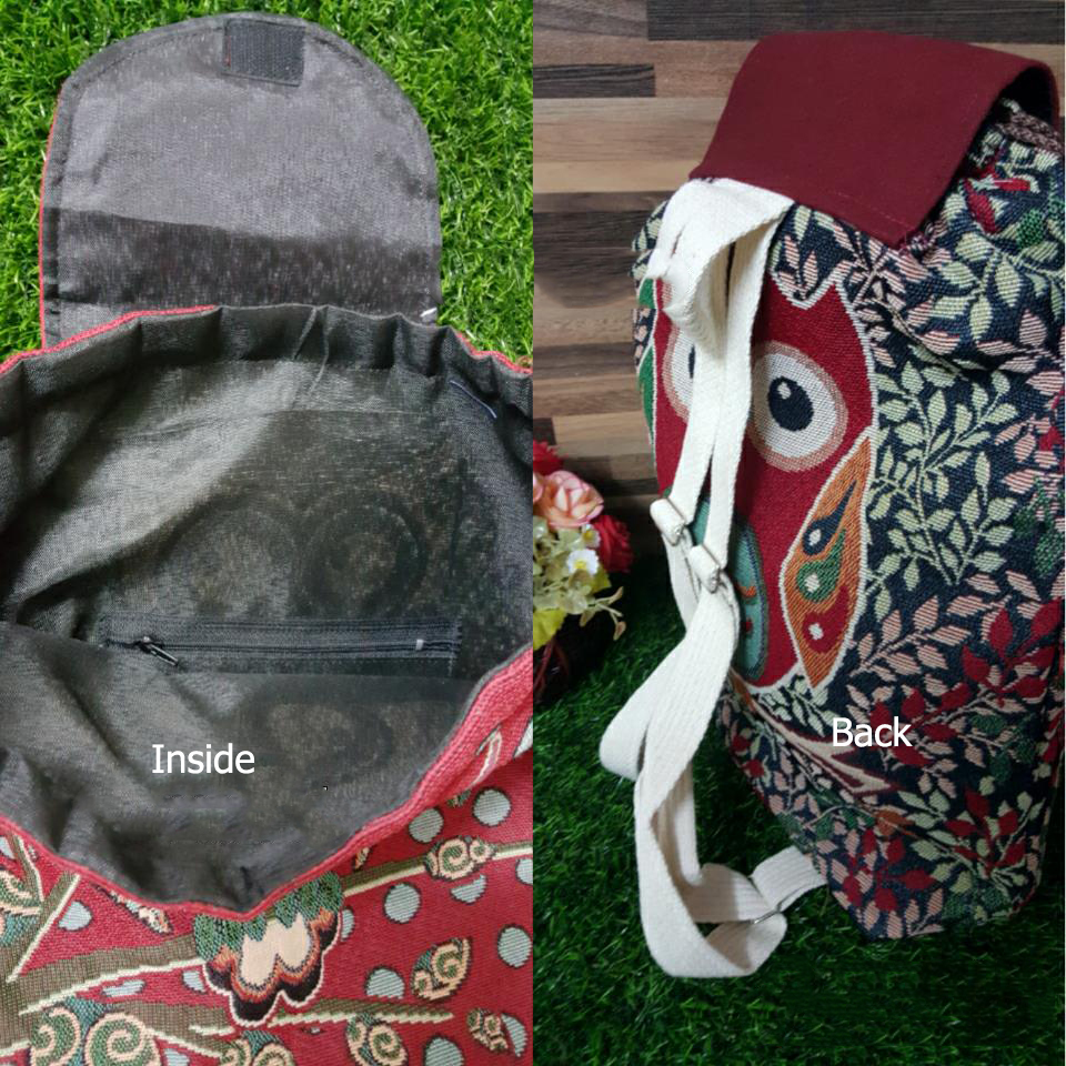 Cotton BagPack