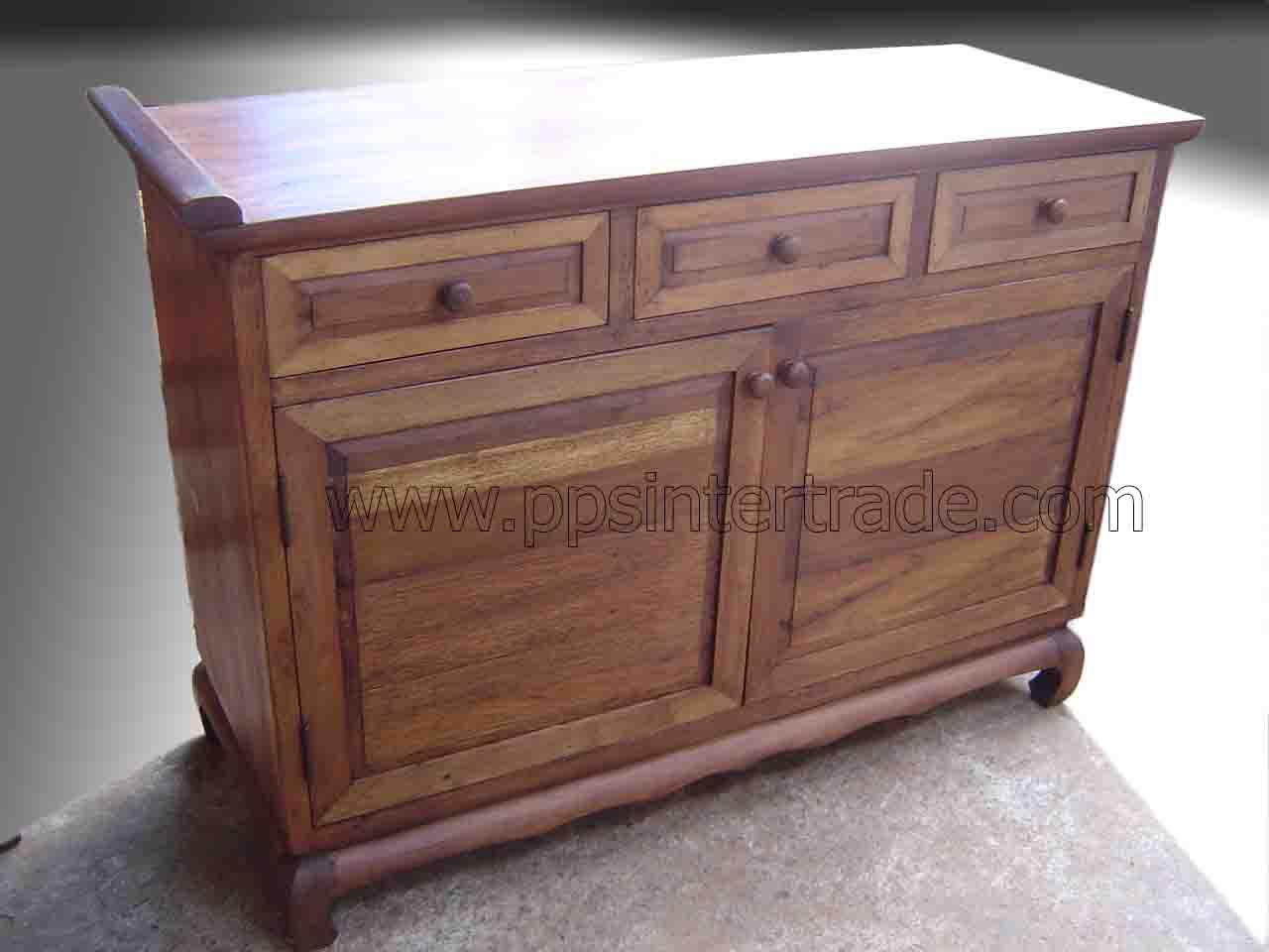 PS-Wood Shelf-sn388