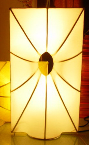 Silk Lamp square style