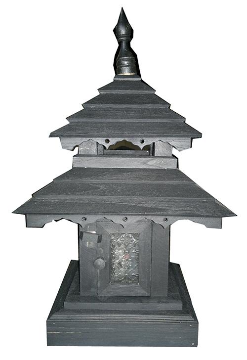 Teak Lamps 2230104-W