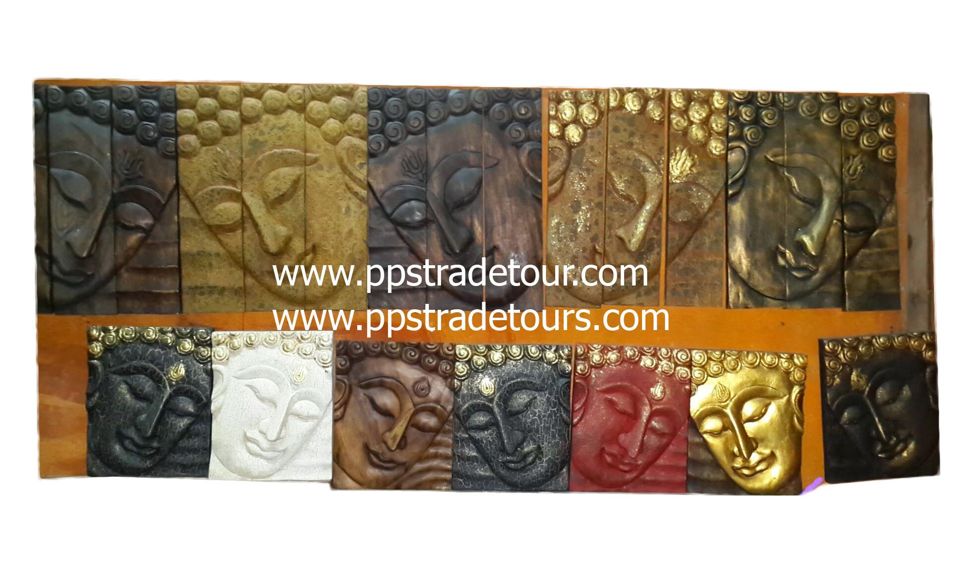 WoodPanel-BhuddaFace5