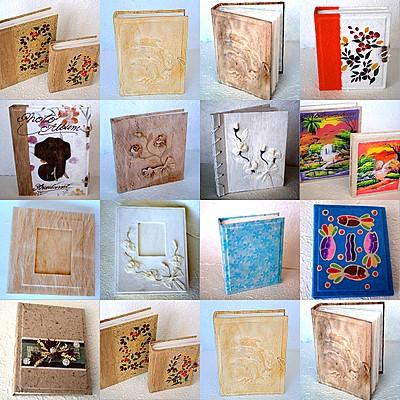 Mulberry Paper Picture Album