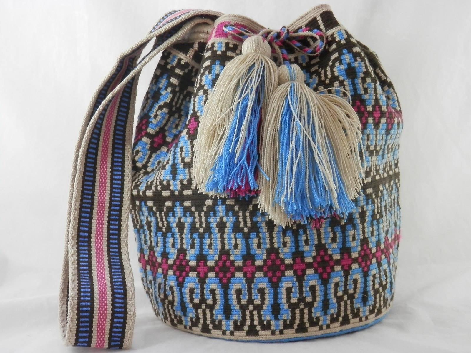 Wayuu Bag by PPS-6844
