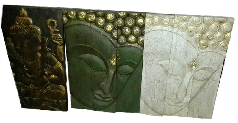 WoodPanel-BhuddaFace4
